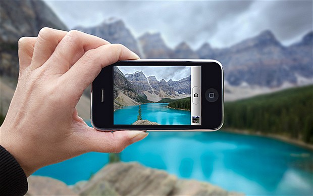 How to get the best pictures with the cell phone