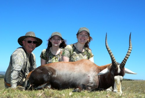 For Jim it was the privilege of sharing in his children and granddaughters first African safari - there is only ever once a first!